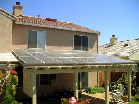 Exceptional Solar Patio Cover