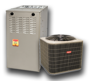 HVAC Air Conditioner Heater Furnace Replacement