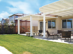 Aluminum Alumawood Patio Covers