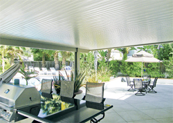 Alumawood Patio Cover Solid