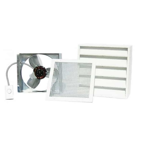 GX ES-1100 Wall Mounted Garage Fan