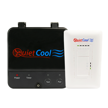 QuietCool Remote Controller